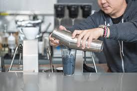 Black Charcoal Latte - effekt - Köpa - Pris