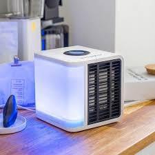 Cube air cooler - hur man använder - resultat - Sverige