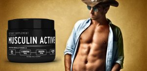 Musculin Active - för att bygga muskelmassa - test - ingredienser - bluff