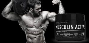 Musculin Active - apoteket - Pris - köpa