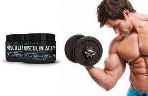 Musculin Active - funkar det - effekter - Forum