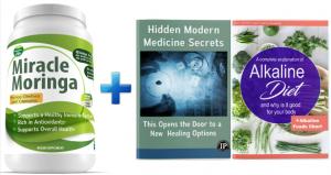 Miracle Moringa - för bantning - åtgärd - hur man använder - kräm