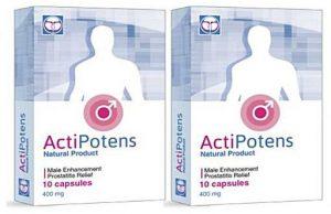 Actipotens - åtgärd - pro prostatu - effekter - kräm