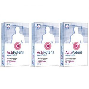 Actipotens - recensioner - sverige - köpa - pro prostatu