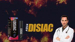 Aqua disiac - Pris - ingredienser - effekter