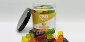 CBD Gummies - ingredienser - apoteket - bluff