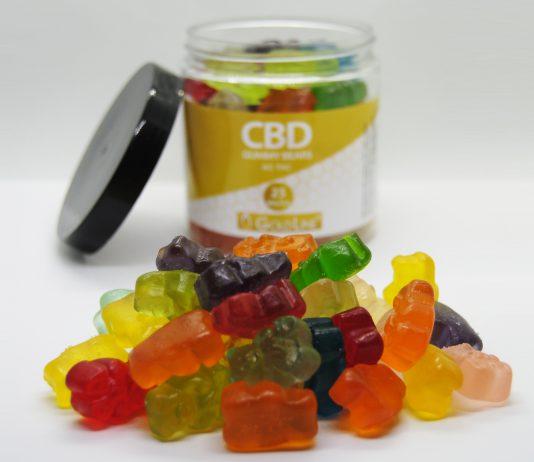 CBD Gummies - ingredienser - apoteket - bluff
