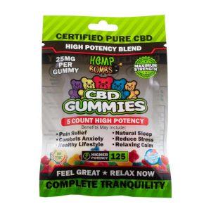 CBD Gummies - nyttigt - resultat - funkar det
