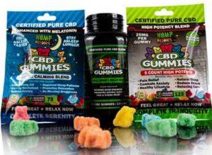 CBD Gummies - sverige - effekter - köpa