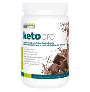 Keto Pro - för bantning - åtgärd - kräm - ingredienser