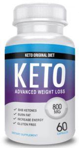 Keto Original Diet - effekter - köpa - resultat
