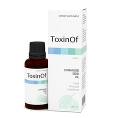 ToxinOf - åtgärd - Amazon - ingredienser