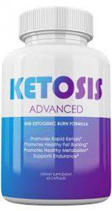 Ketosis Advanced Diet - effekter - funkar det - resultat