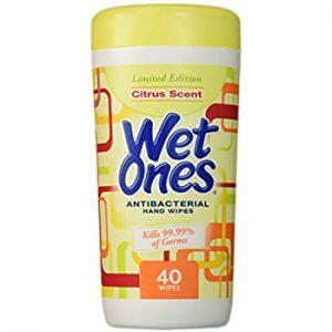 Antibacterial Wipes - effekter - recensioner - ingredienser