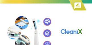 CleaniX - antibakteriellt medel - effekter - Amazon - test