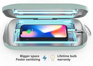 SmartSanitazer Pro - antibakteriell lampa- Forum - Pris - funkar det