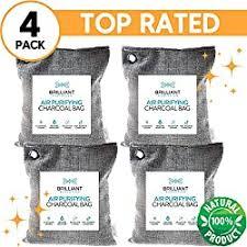 Breathe Clean Charcoal Bags - frisk luft hemma - funkar det - sverige - nyttigt