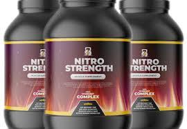 Nitro Strength – muscle supplement – Forum – bluff – resultat