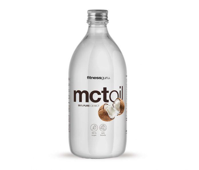 Mct Olja - fungerar - biverkningar - review - innehåll