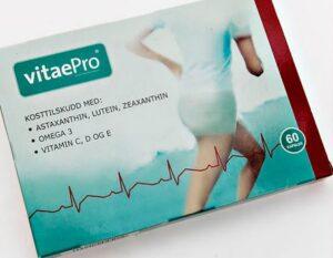 Vitaepro - tillverkarens webbplats - var kan köpa - i Sverige - apoteket - pris